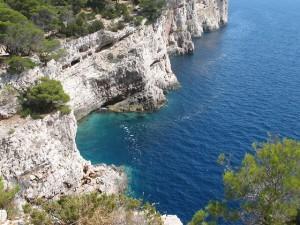 Mediterranean islands of Kornati.